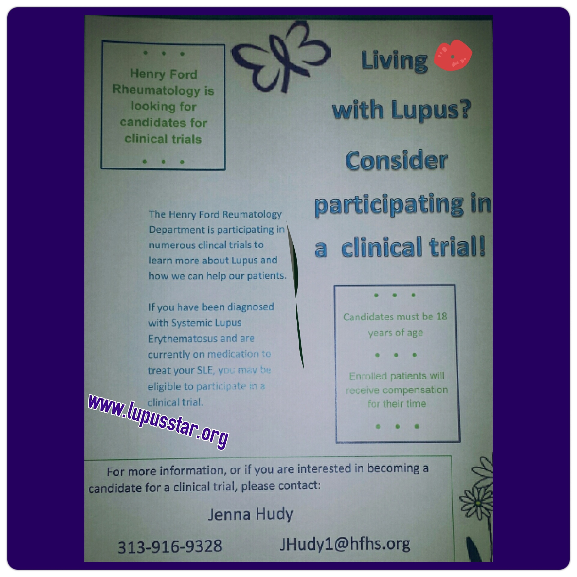 Clinical Trial Opportunity in Detroit