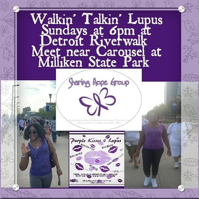 Walkin Talkin Lupus